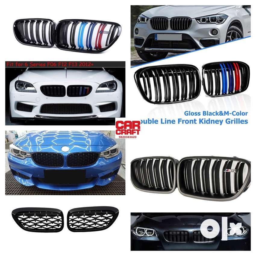BMW Bumper M Grills for all models 12 0