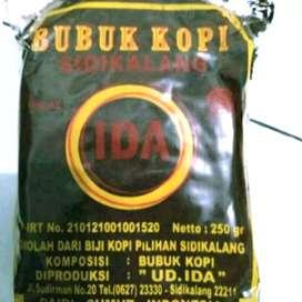 Kopi bubuk asli Sidikalang Dairi IDA 250gr