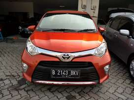 Toyota Calya G Manual 2016 Low Km 12 Rb Dp 21 Juta