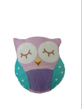 PRELOVED Owl Boneka Bantal Karakter Burung Mainan anak Cewek Lucu