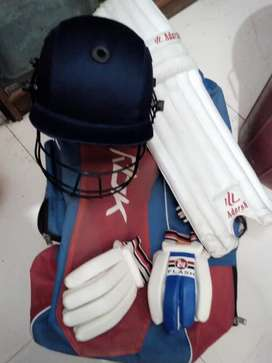 12 to 14 year cricket set with bag