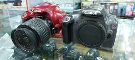 Canon EOS 1100D with 18x55mm lens Good condition Complete original