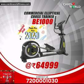 New year Special sale on Ellipticals with 160 kg user weight