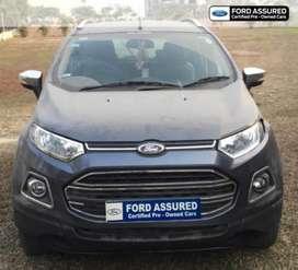 Ford Ecosport 1.5 Ti VCT MT Titanium, 2015, Petrol