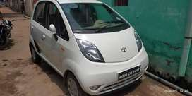 Tata nano twist top model fully loaded new condition car