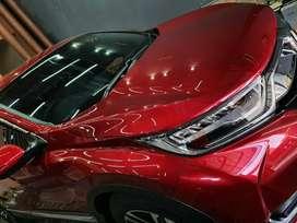 Nano ceramic coating mobil bisa salon mobil dan body repair