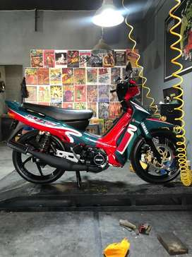 Yamaha F1ZR Caltex