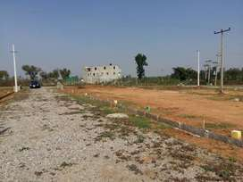 30*40 DC & DTCP approved site for sale near Gauribidanur