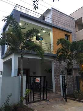 160 sq yards north facing G+1 house for sale