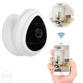 Wifi IP Security HD Camera Baby Monitor Built-in Mic Motion Detection
