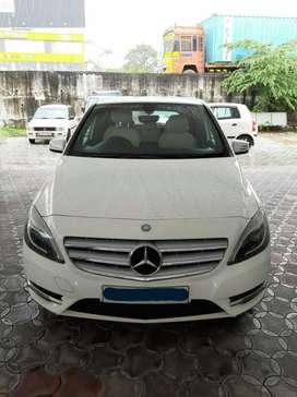 Mercedes-Benz B-Class B180 CDI, 2013, Diesel