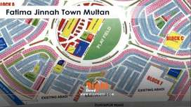 7 Marlas plot for sale in Fatima Jinnah Town phase 2.