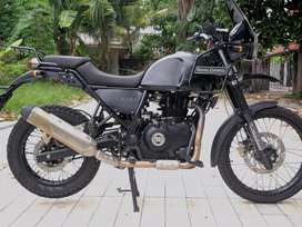 2018 Himalayan 3000 KM's only