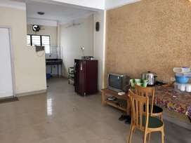 This is a 2 BHK flat. For sale