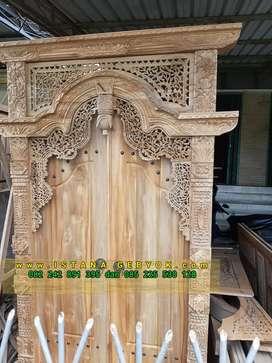 cuci gudang pintu gebyok gapuro jendela rumah masjid musholla xmas
