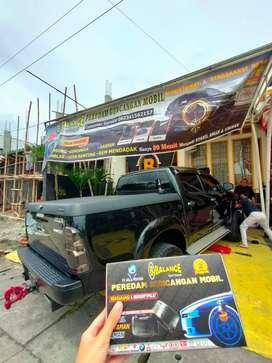 Gruduk & Limbung Mobil TERATASI Stelah pasang BALANCE SPORT DAMPER