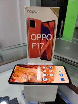 Sky mobiles Oppo F17 mobile 6gb ram 128gb ROM memory