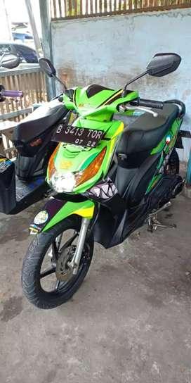 Motor Honda Beat 2012 Karbu Istimewa