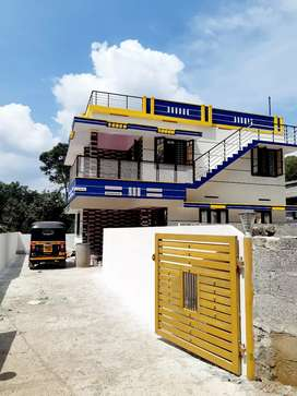 4cent+1500sqft +3bhk residential house