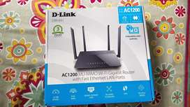 WiFi router D link only 5 days old