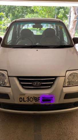 Hyundai Santro Xing 2008 Petrol Well Maintained