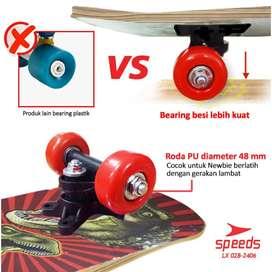Skateboard anak panjang 43cm