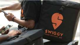 Swiggy is Hiring food delivery Boys For full time