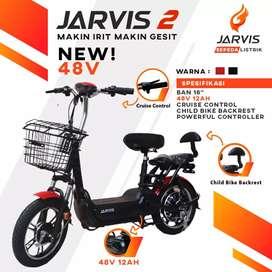 Sepeda Listrik Jarvis 2.0