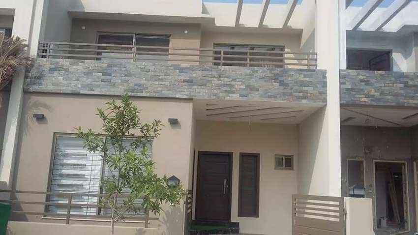 267C New Lahore City possession house near park ready  to live new 0