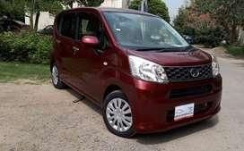 Daihatsu Move 2015 Get On 20% Advance Down Payment