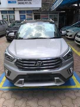 Hyundai Creta 1.6 CRDI SX OPTION, 2017, LPG