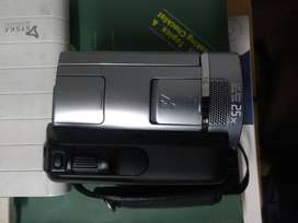 Sony DCR digital video 60gb hard drive camcorder brand new condition