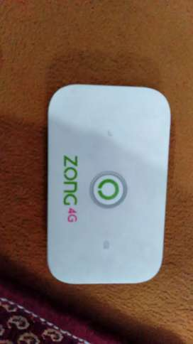 Zong 4g A mobile WiFi