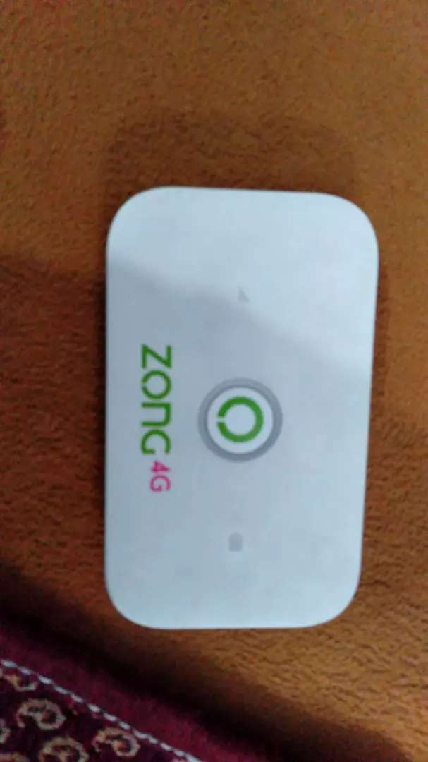 Zong 4g A mobile WiFi 0
