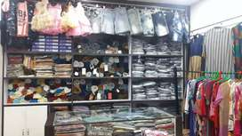 All Types Of Garments Sold Here