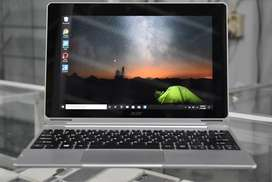 Tablet Laptop Acer Switch 10.1 inc 2/64 GB SSD Super Mulus