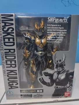 SHF Kamen Rider Kuduga Rising Ultimate Dark Eyes Bandai BIB