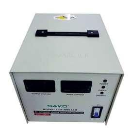 Stabilizer SAKO TSD-3000VA LED / Stabil Digital 3000 Watt / AVR 3000W