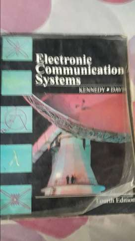 Book electronic communications systems