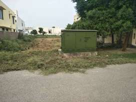 Near to golf course near main road  plot Z 182 for sale in DHA phase 7