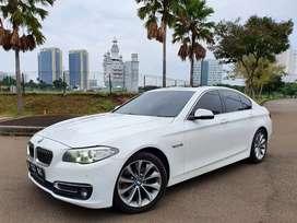 BMW 520d F10 Luxury Facelift LCI 2016