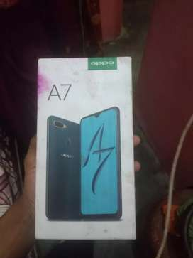 Oppo a7 good condition