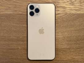 iPhone 11 Pro 256gb Golden LLA - PTA Approved