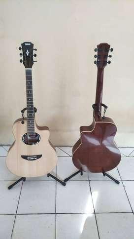 gitar yamaha apx custom