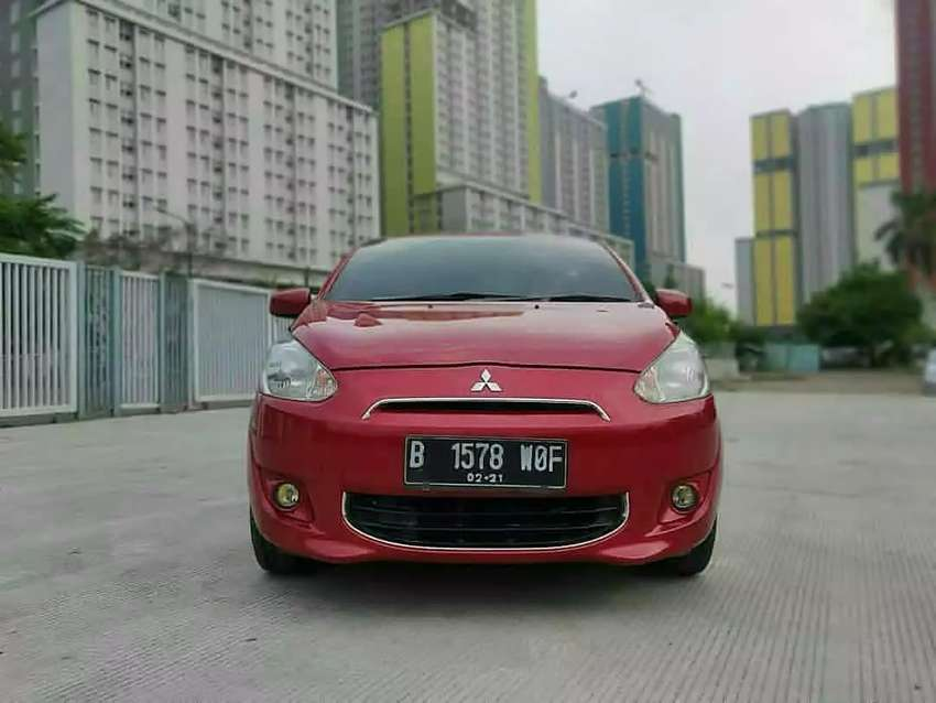 Mitsubishi Mirage GLS 1.2  At 2016/2015 Terawat 0