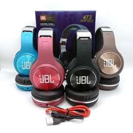HEADPHONE BANDO WIRELESS JBL 473