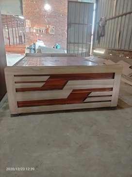 3x6 box diwan with design
