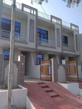 Best location 85 gaj 90% loanable duplex villas