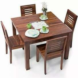 Brand new restaurant cum four seater dining set