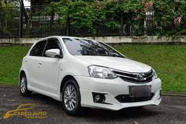 Toyota ETIOS 1.2 G 2015 MANUAL PUTIH